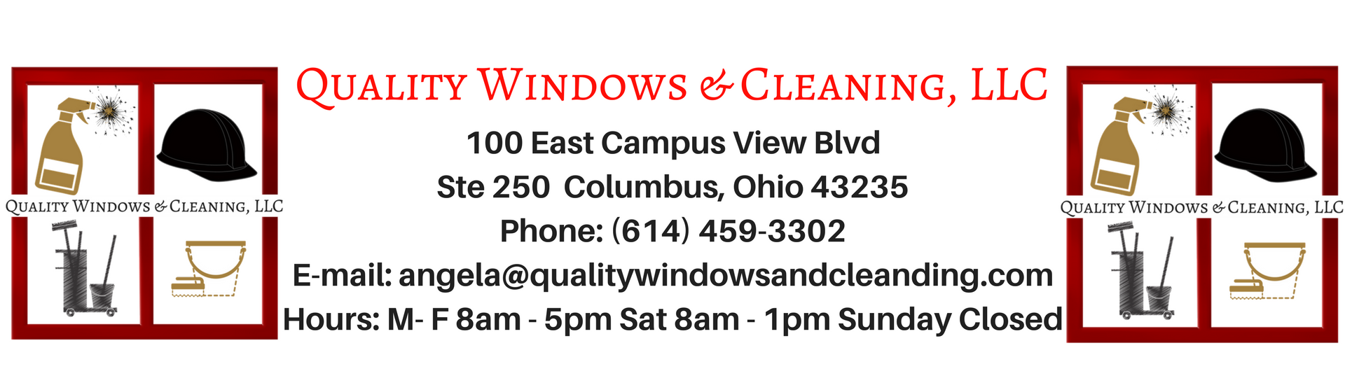 Quality Windows  Cleaning LLC